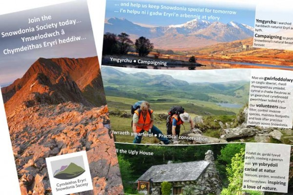 join the snowdonia society