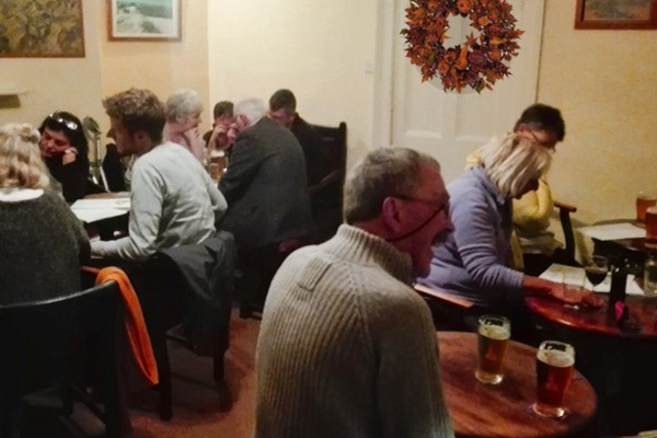 November Quiz Night